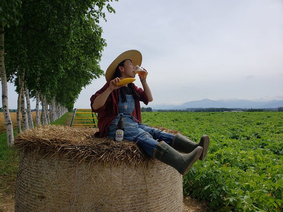 7/18(土)農場ピクニックオープニングイベント【いただきますカンパニー×BeerBus】畑でクラフトビールを楽しもう!!