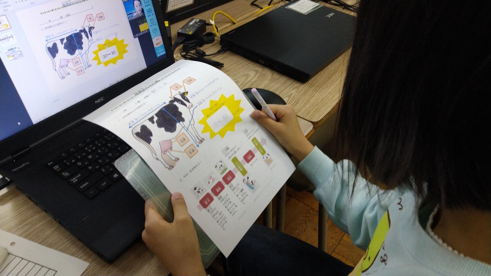 【事例紹介】オンライン校外学習